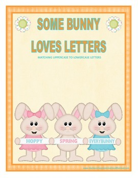 Some Bunny Loves Letters
