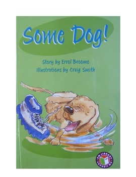 Some Dog: Comprehension questions and answers
