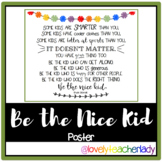Some Kids - Be the Nice Kid