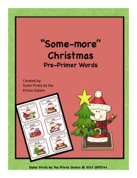 Some-More Christmas Pre-Primer Set