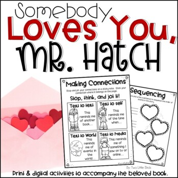 Somebody Loves You, Mr. Hatch Activities