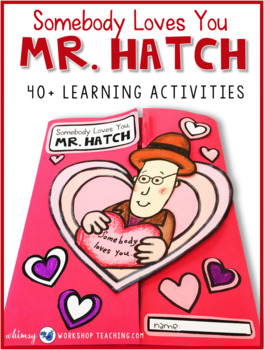 Somebody Loves You, Mr. Hatch - Book Companion (70+ pages)