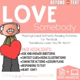 Somebody Loves You Mr Hatch Activities Close Reading