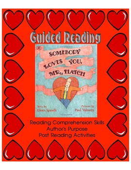 Somebody Loves You, Mr. Hatch - Guided Reading