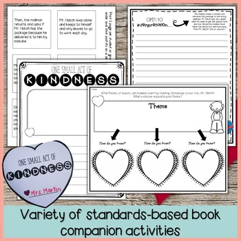 Somebody Loves You, Mr. Hatch Lesson Plan and Book Companion