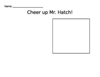 Somebody Loves You Mr. Hatch Worksheet