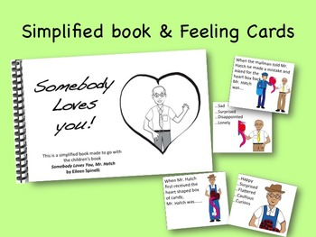 Somebody Loves You, Mr. Hatch Activity Pack: sequence, flannel pieces & LA