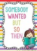 Somebody, Wanted, But, So, Then
