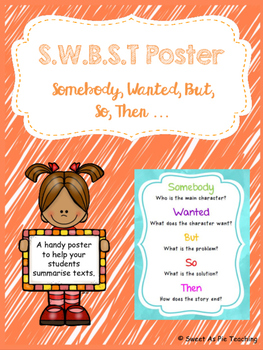 Somebody, Wanted, But, So, Then Poster