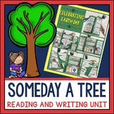 Someday a Tree by Eve Bunting Book Companion and Earth Day Lapbook