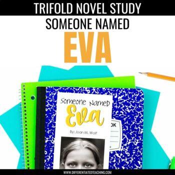 Someone Named Eva Trifold Novel Study Unit