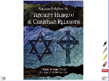 Someone to Believe In: Ancient Hebrew and Christian Religions -Flipchart
