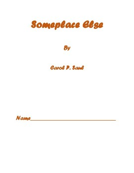 Someplace Else, A Book Study
