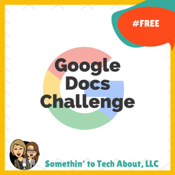 Somethin' to Tech About Google Docs Challenge