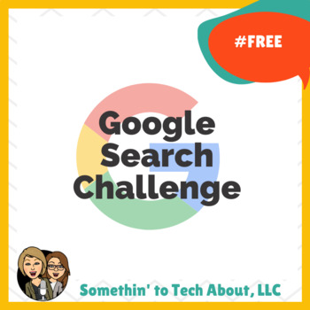 Somethin' to Tech About Google Search Challenge