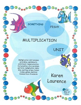 Something Fishy about Multiplication
