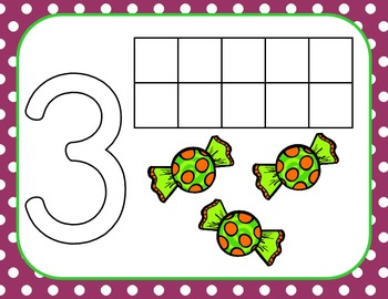 Something Fun this Way Comes: CC Aligned Math Work Stations for PreK & Kinder