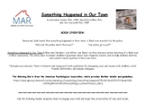 Something Happened in Our Town - reader response sheet