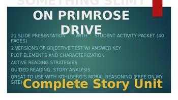 Something Slimy on Primrose Drive: Complete Close Reading Unit (3-4 Weeks)
