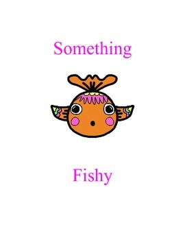 Something fishy clip cards