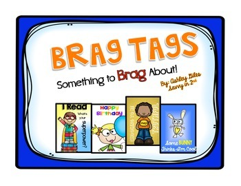 Something to Brag About! (Brag Tags)