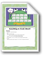 Something to Croak About! (Bulletin Boards)