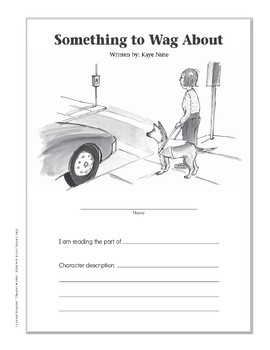 Something to Wag About (Leveled Readers' Theater, Grade 4)
