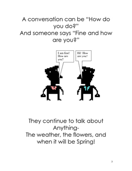 Sometimes- Conversations