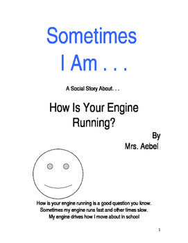 Sometimes- How My Engine Is Running