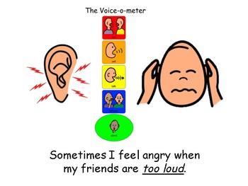Sometimes I Feel Angry Social Story #spedprepsummer3