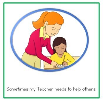 Sometimes My Teacher Helps Others