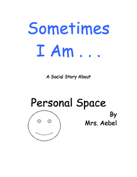 Sometimes- Personal Space 2