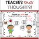 Social Language: Sometimes, We Get Stuck! Teaching Story.