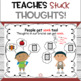 Social Skills: Sometimes, We Get Stuck! Teaching Story.