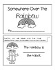Somewhere Over The Rainbow Prepositions