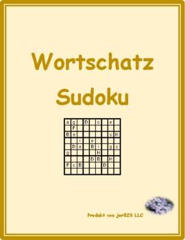 Sommer (Summer in German) Sudoku