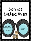 Somos Detectives: Spanish Word Searches