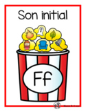 Son initial (French Beginning Sound)