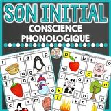 Son initial (conscience phonologique)
