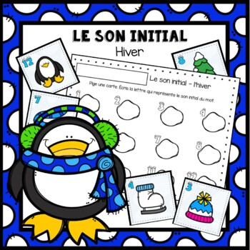 Son initial - hiver
