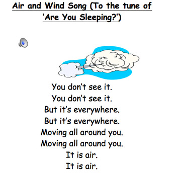 Song About Air and Wind