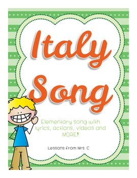 Song About Italy