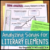 Analyzing Literary Elements in Music - Song Analysis for Any Song