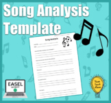 Song Analysis Template