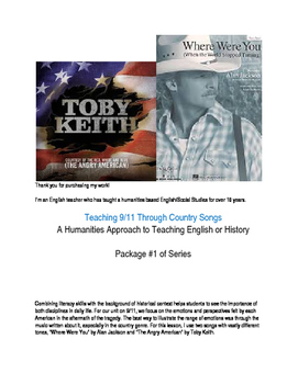 Song As Voice: Teaching 9/11 Through Country Songs