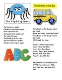 Song Bag and Nursery Rhymes