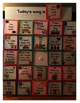Song Board