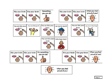 """Song Board - Dr. Jean's """"Kiss Your Brain"""""""