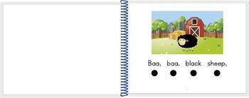 Song Book - Baa Baa Black Sheep
