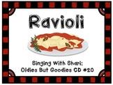 Song Book - Ravioli
